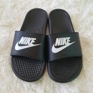 Nike Logo Slides